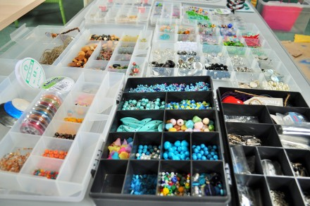 Jewellery Making Workshops at Lechlade Craft Barn