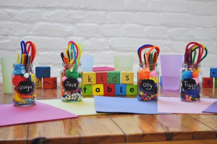 Party makes at Lechlade Craft Barn