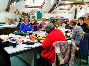 Workshops at Lechlade Craft Barn