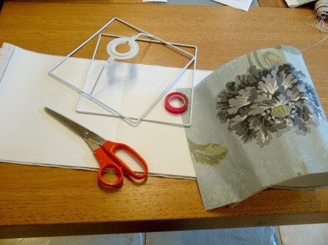 Lampshade Making Workshops at Lechlade Craft Barn