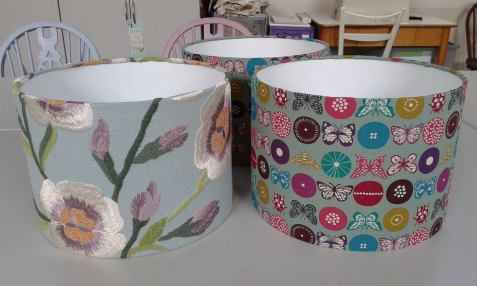 Lampshade Making Workshops
