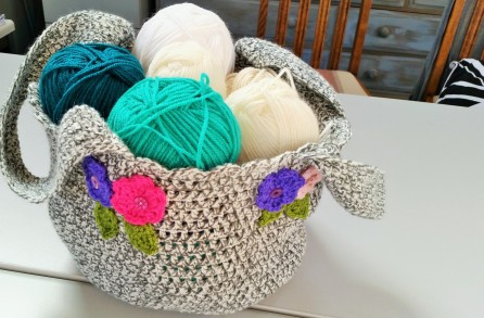 Crochet Workshops at Lechlade Craft Barn
