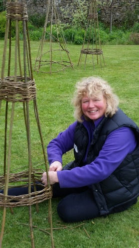Willow Weaving with Ruth Parsons